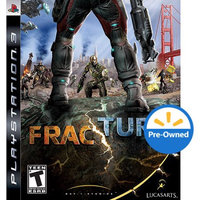 Lucas Arts Fracture (PS3) - Pre-Owned