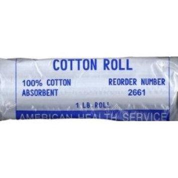 Economy Cotton Roll - 1 lb