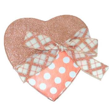 Morris National Inc Sam's Choice Caramel Truffles - Rose Heart Box 4oz.