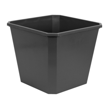 Flo N Gro Flo-n-Gro 724480 6.6 Gallon Black Bucket