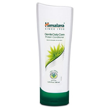 Himalaya Gentle Daily Care Protein Conditioner for Silky Smooth and Tangle-Free Hair 6.76oz/200ml (3 PACK)