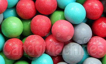 Candymachines Gumballs By The Pound - 2 Pound Bag of Sour Cotton Candy