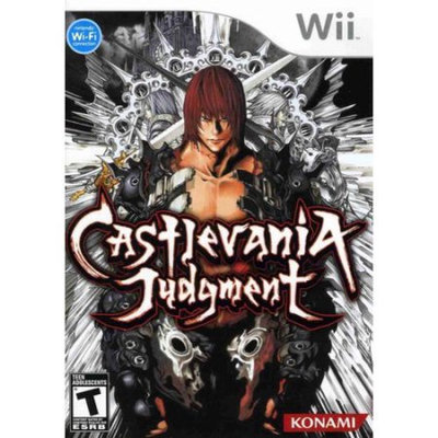 Konami Digital Entertainment Castlevania: Judgement Wii Game KONAMI