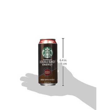 Starbucks Doubleshot Energy Cans, Mexican Mocha, 15 Ounce Cans, 12 Count [Mexican Mocha]