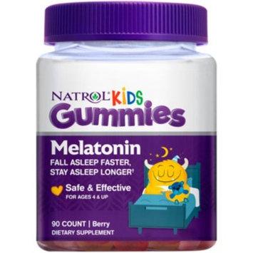 Kid's Melatonin Gummy 1 MG (90 Gummies) by Natrol at the Vitamin Shoppe