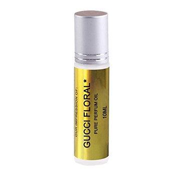 Perfume Studio Premium Fragrance Oil IMPRESSION with SIMILAR Perfume Accords to: -(G_FLORAL_ )_WOMEN_PERFUME; 100% Pure No Alcohol Oil (Perfume Oil VERSION/TYPE; Not Original Brand)
