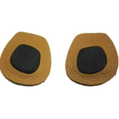 Chuzhao Wu Cow Leather Front Insole Shoe Pad Soft Anti-slip Cushion Half A Yard Of Pad(Pack Of 2 Pairs)