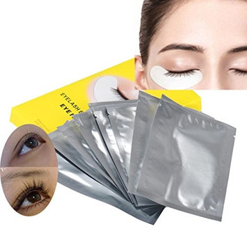 Bestpriceam New 10pair Lint Free Under Eye Gel Collagen Patches Pads For Lash Eyelash Extension