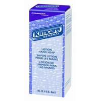 KCC91721 - Kimberly-clark Professional Lotion Hand Soap, Pink, Floral Scent, 8 Liters