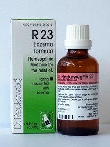 Eczema Formula R23 50 ml by Dr. Reckeweg