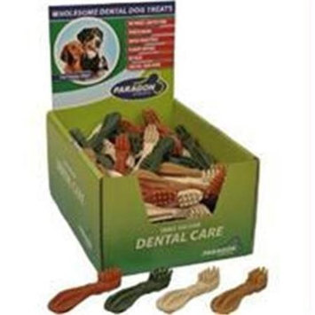 Paragon Pet Products Usa Inc- Whimzees Brush Md 100pc Ds Size: 100 Piece/md.