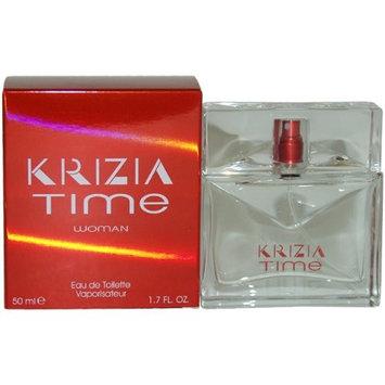 Krizia Time Women Eau De Toilette Spray by Krizia, 1.7 Ounce