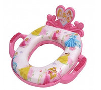Disney Disney Disney - Disney Princess Deluxe Soft Potty With Sound