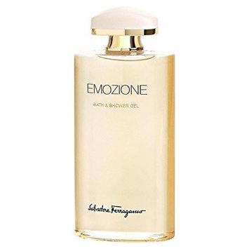 Salvatore Ferragamo Emozione Shower & Bath Gel 200ml - Pack of 2
