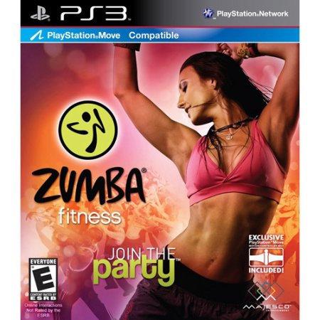 Majesco Zumba Fitness - Fitness Game Retail - PlayStation 3