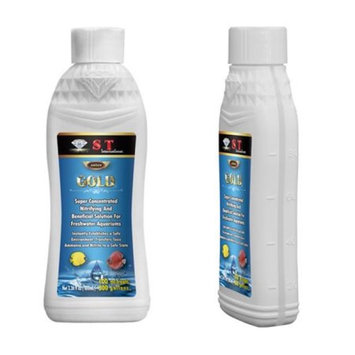 S.T. International Gold Nitrifying Bacteria for Freshwater Aquariums 3.4 Oz.