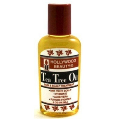 Hollywood Beauty Tea Tree Oil Skin & Scalp Treatment, 2 oz