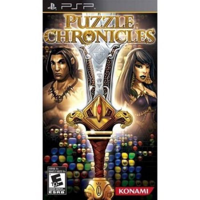 Infinite Interactive Pty. Ltd. Puzzle Chronicles - Pre-Owned (PSP)