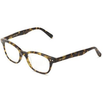 Kate Spade Women's Rebec Cat Eye Reading Glasses, 49mm [1.5 x]