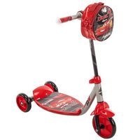 Disney Pixar Cars 3 Lightning Mcqueen Boys 3-Wheel Toddler Scooter, by Huffy