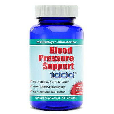Maritzmayer Blood Pressure Support, 60 Ct