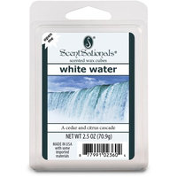 Rimports Usa Llc Scentsationals Wax Cubes, White Water