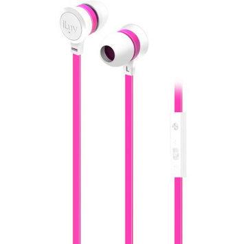 iLuv IEP336WPKN Neon Sound Highperform Earphoneaccs Pink