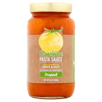 The Sunshine Tomato Company Sunshine Pasta Suace, Sauce Pasta Original, 24 Oz (Pack Of 6)