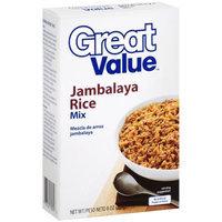 Great Value: Jambalaya Rice Mix, 8 oz