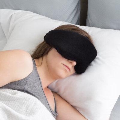 Trademark Global Games Heat-Sensitive Remedy Memory Foam Sleep Mask