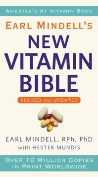 Books All Publisher Titles Books - All Publisher Titles 291708 Vitamin Bible