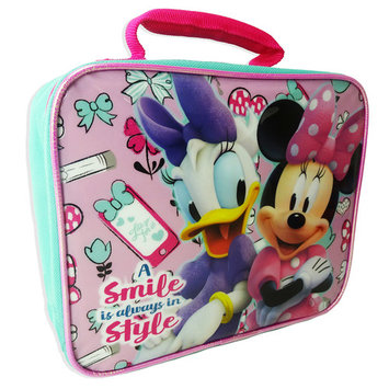 Disney Minnie Mouse Rectangular Lunch Bag
