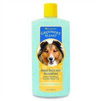 SynergyLabs Groomer's Blend Shed Defense Shampoo, 17-Ounce