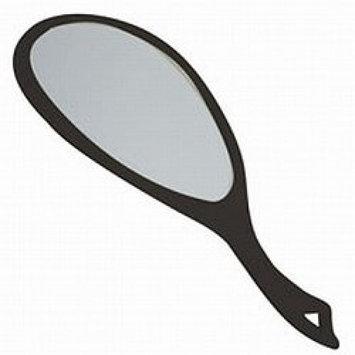 SOFT N STYLE Pro Hand Mirror MR-7703BLK