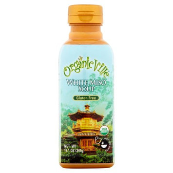 Sky Valley Foods Organicville, Soup White Miso Org, 12.1 Oz (Pack Of 12)