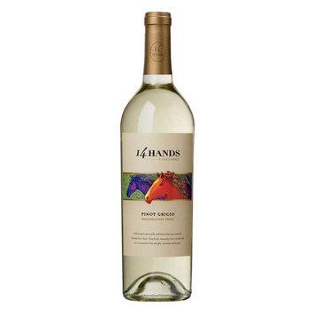 14 Hands Pinot Grigio Wine, 750 mL