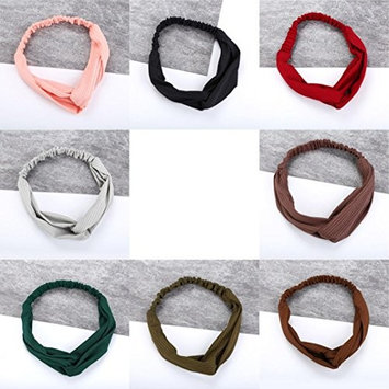 Casual Sport Hairband Head Band Party Gift Headdress Hair Accessories Makeup Tools for Women Girls