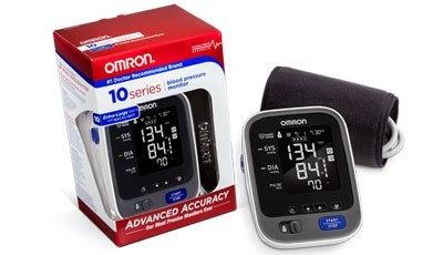 10 Series Blood Pressure Monitor