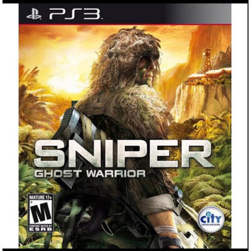 City Interactive Sniper: Ghost Warrior (PS3) - Pre-Owned
