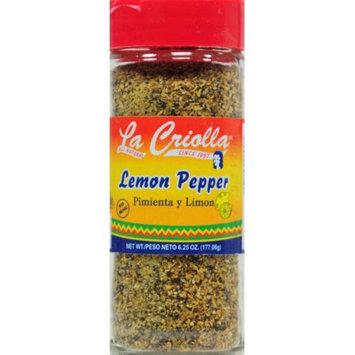 La Criolla Inc. La Criolla Lemon Pepper