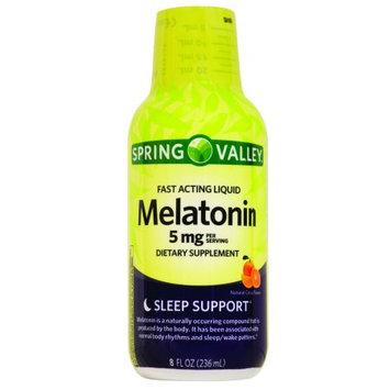 International Vitamin Corporation Spring Valley Liquid Melatonin 5mg 8 fl oz