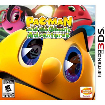 Namco Pac-Man and the Ghostly Adventures (Nintendo 3DS) - Pre-Owned