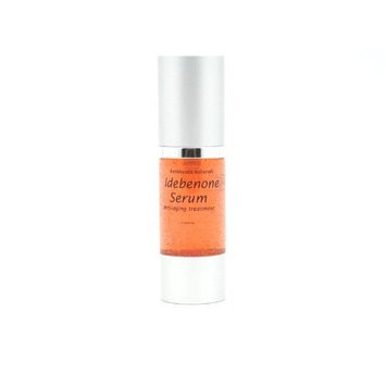 Idebenone Anti-aging Anti Wrinkle Face and Skin Care Serum by Bathhouse Naturals