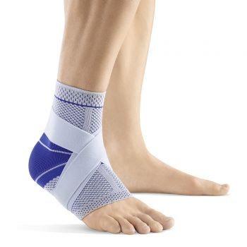 Bauerfeind 11011112080706 MalleoTrain S Ankle Support Titanium Size Left 6