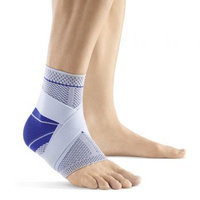 Bauerfeind 11011112080606 MalleoTrain S Ankle Support Titanium Size Right 6