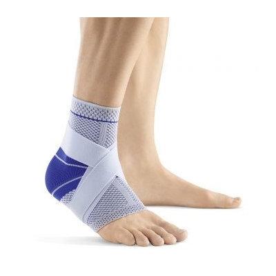 Bauerfeind 11011112080701 MalleoTrain S Ankle Support Titanium Size Left 1