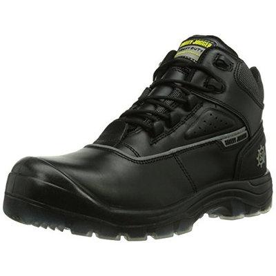 Safety Jogger COSMOS men safety shoes, black (Black 210), EU 43