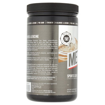 Met-Rx Dietary Supplement Iced Tea, 12.69 OZ