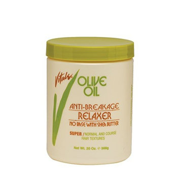 Vitale Olive Oil No Base Relaxer - Super 20 oz