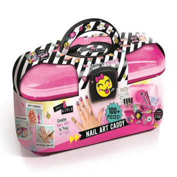 License2play Only 4 Girls - Nail Art Caddy Set